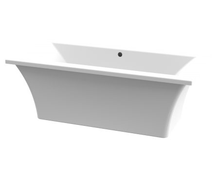 BERGAMO 1800 SKIRTED BATH