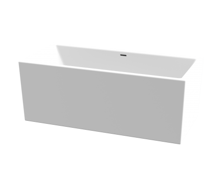 ZADOR ONE PIECE FREE STANDING BATH 1500*700 (WHITE)
