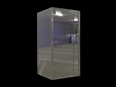 FINESTRA 900 TEL/PIVOT & 900 R/PANEL - B/CHR (IN ONE BOX)